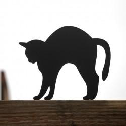 Fuslapa kot na płocie