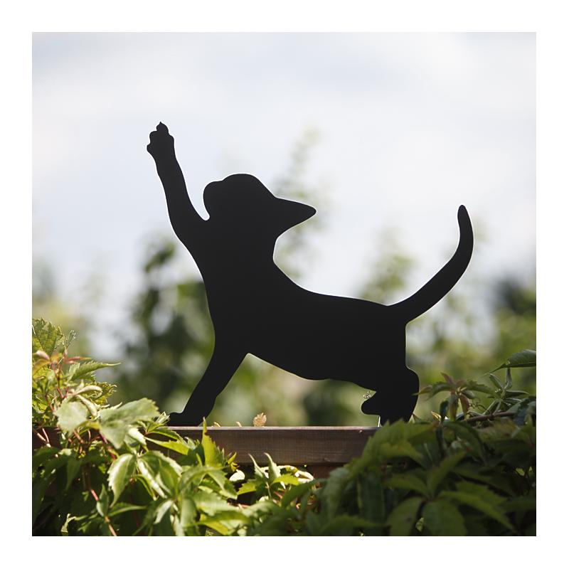 Gartenfiguren aus Metall Ciapek